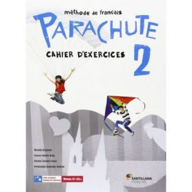PARACHUTE 2 PACK CAHIER DEXERCICES - 9788490490952