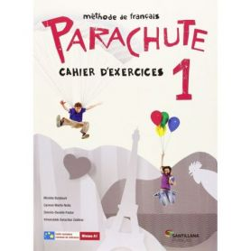 PARACHUTE 1 PACK CAHIER DEXERCICES - 9788496597990