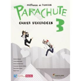 PARACHUTE 3 PACK CAHIER DEXERCICES - 9788490490174
