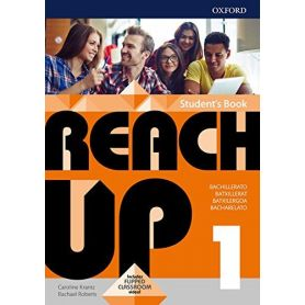 Reach Up 1. Students Book