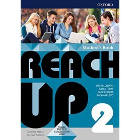 Reach Up 2. Students Book